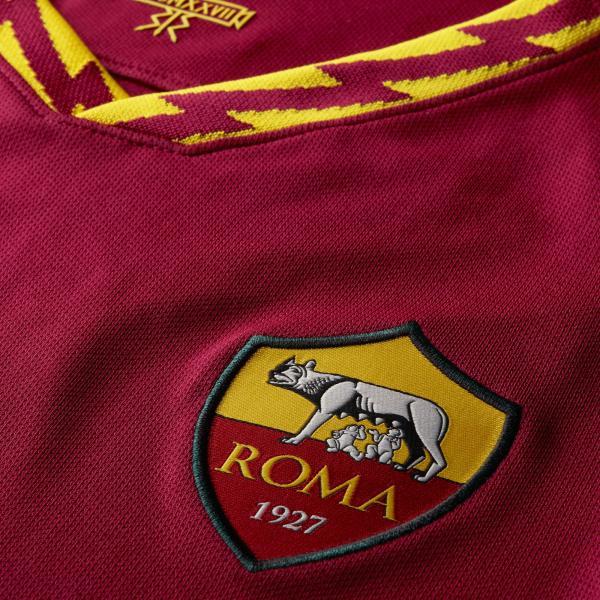 Nike Maglia Gara Home Roma   19/20 Rosso Tifoshop