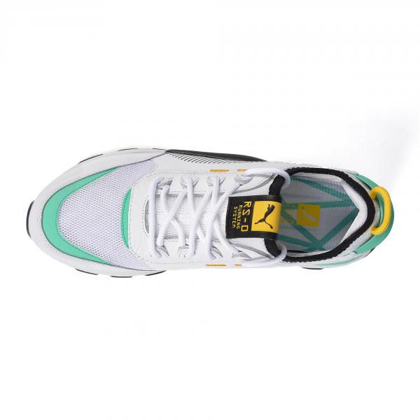 Puma Scarpe Rs-0 Tracks Bianco Verde Tifoshop