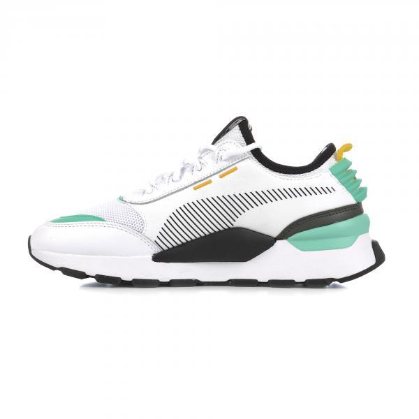 Puma Scarpe Rs-0 Tracks Bianco Verde