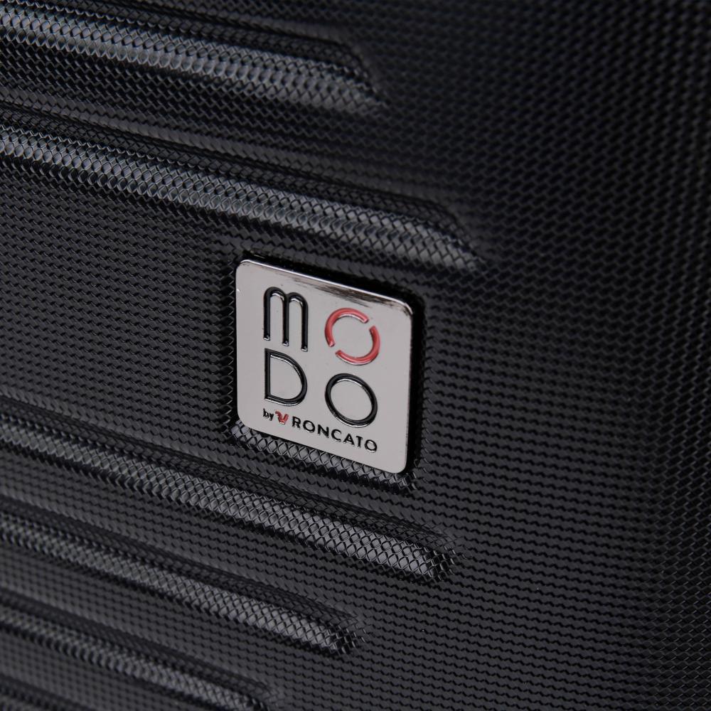 Trolley Medio  NERO Modo by Roncato