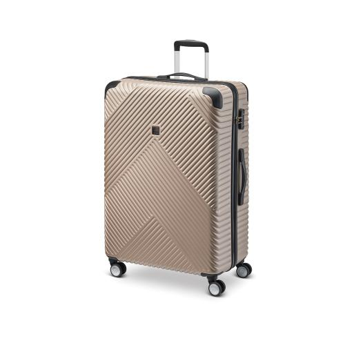 LARGE LUGGAGE  CHAMPAGNE