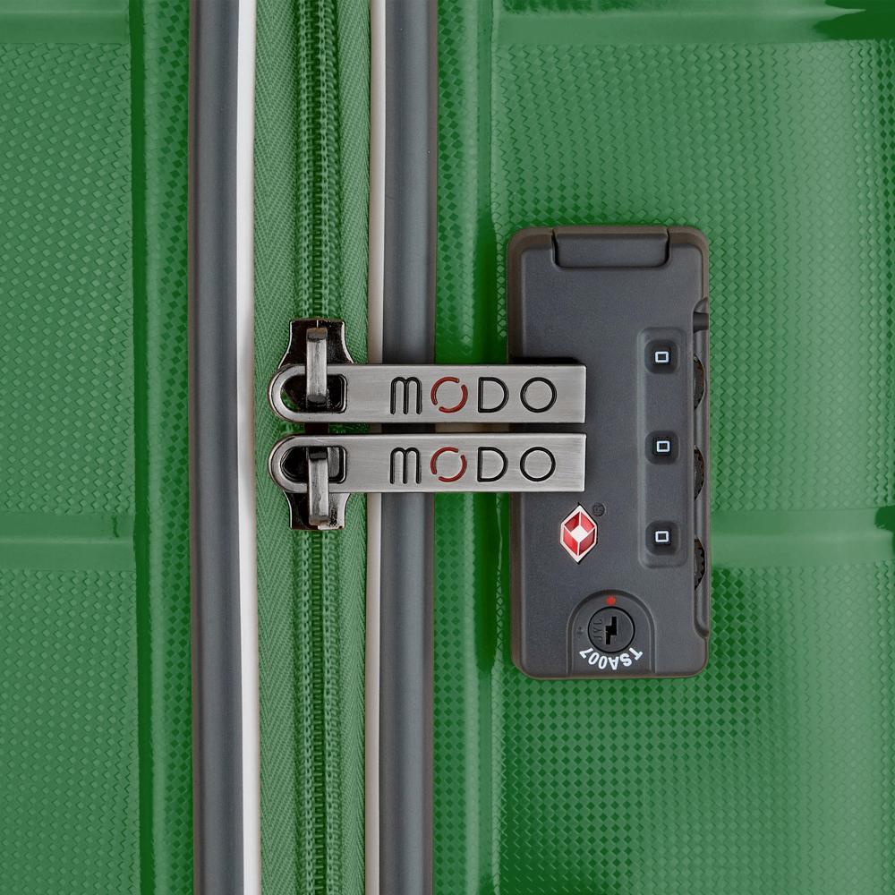 Set Di Valigie  VERDE Modo by Roncato