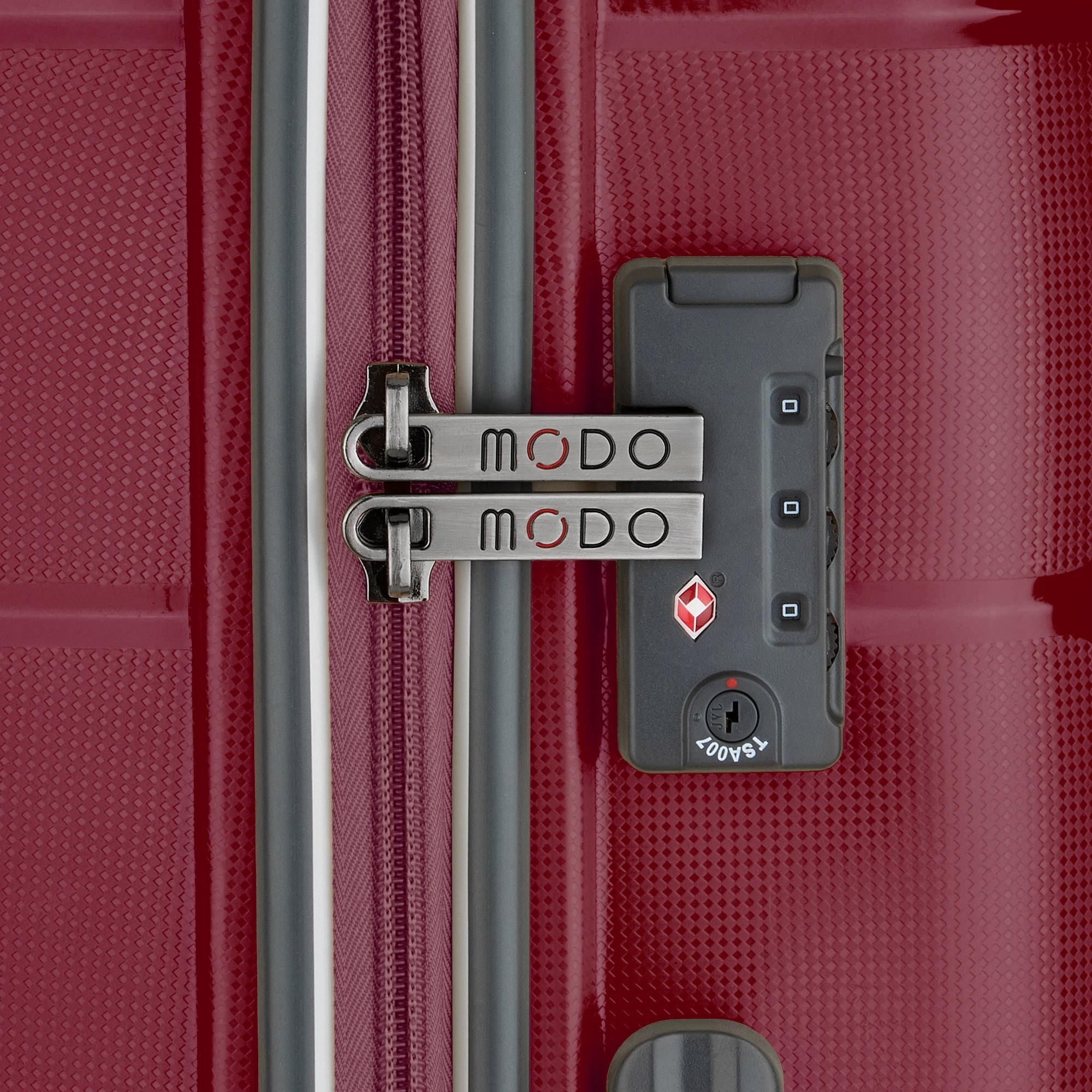 Set De Maletas  ROSADO Modo by Roncato