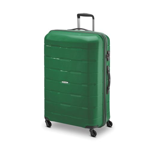 LARGE LUGGAGE  GREEN