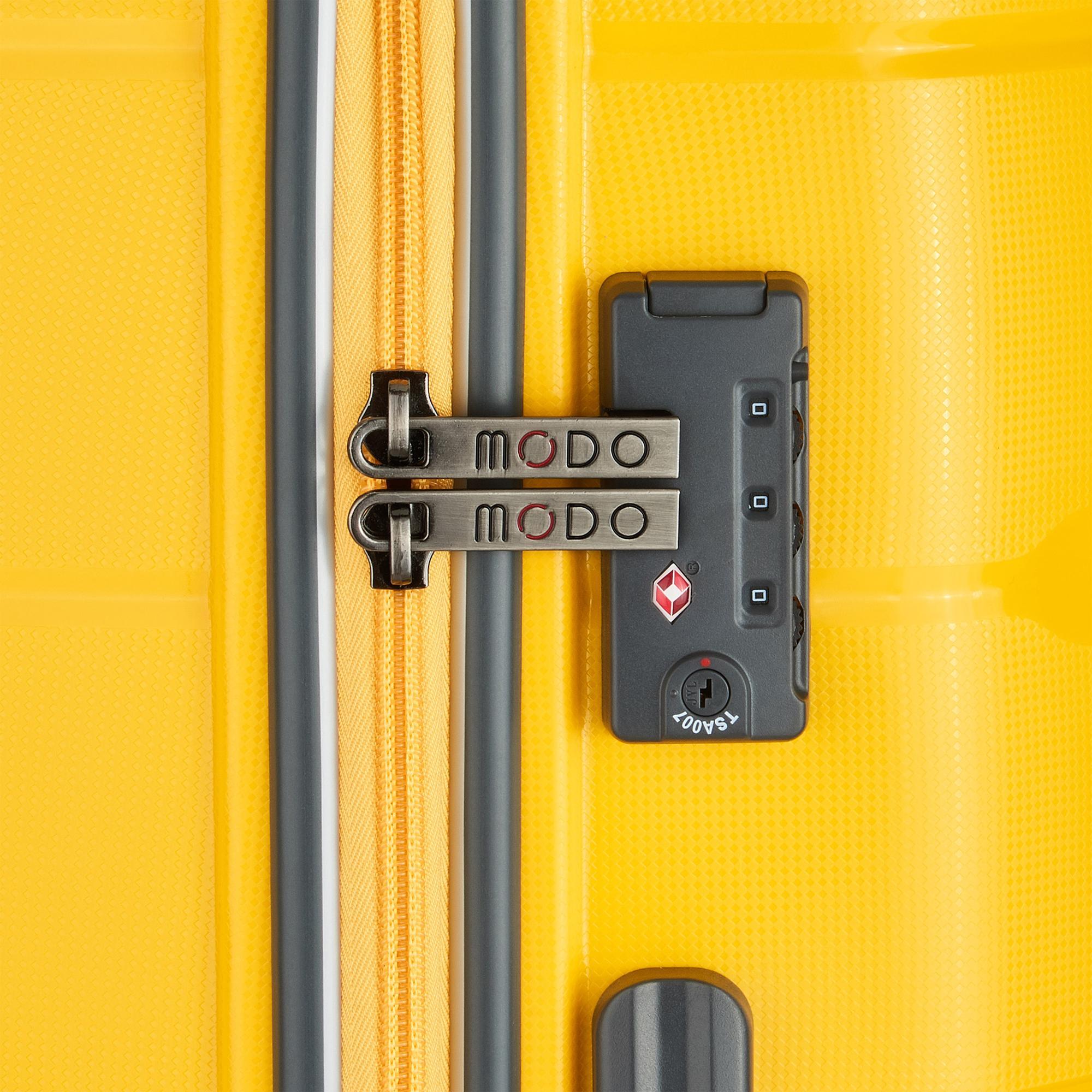 Trolley Medio  GIALLO Modo by Roncato