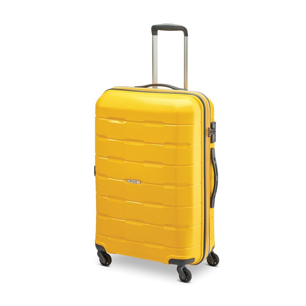 Mittelgrosse Koffer  YELLOW