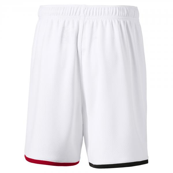 Puma Pantaloncini Gara Home & Away Milan Junior  19/20 Bianco Tifoshop