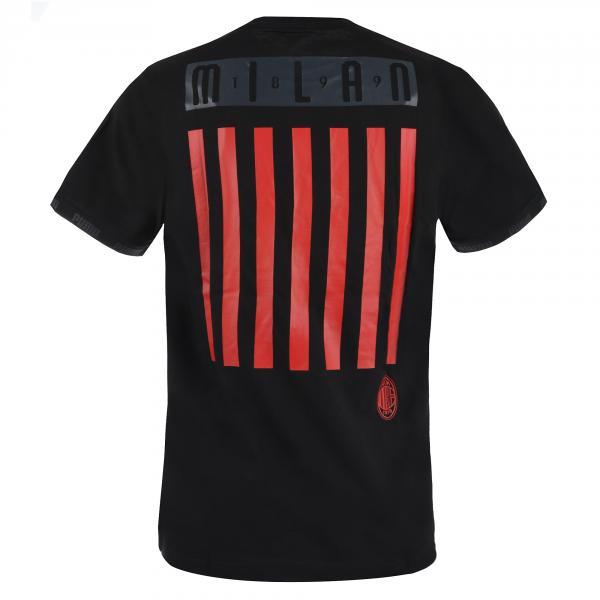 Puma T-shirt  Milan   19/20 Nero Tifoshop