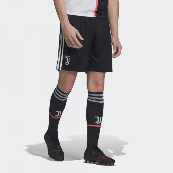 Adidas Pantaloncini Gara Home Juventus   19/20 Nero Tifoshop