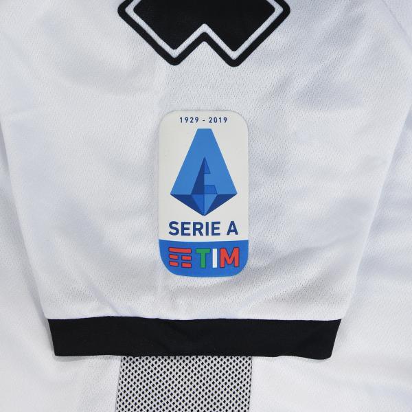Errea Maglia Gara Home Parma   19/20 Bianco Nero Tifoshop