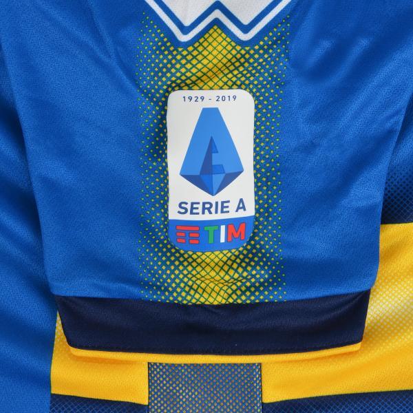 Errea Maglia Gara Away Parma   19/20 Giallo Blu Tifoshop