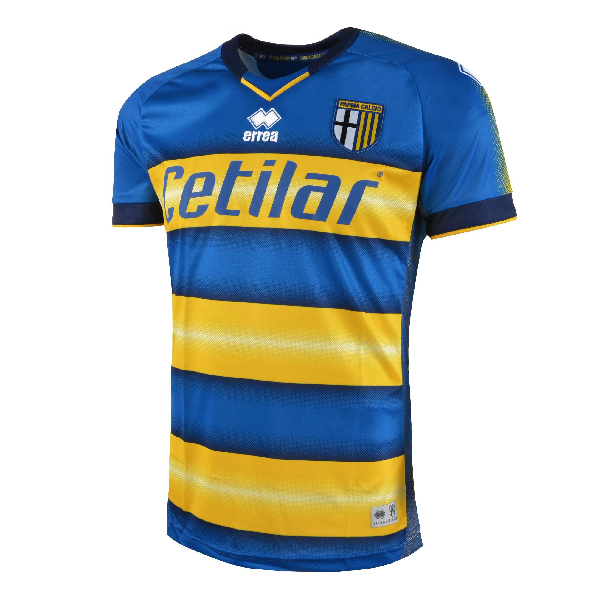 purchase cheap 93f38 ee429 Errea Jersey Away Parma 19/20