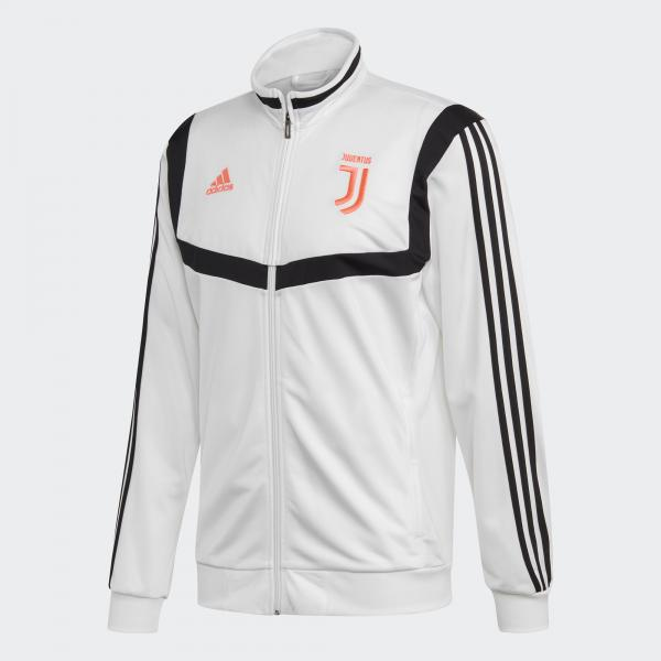 Adidas Tuta Allenamento Juventus Bianco Tifoshop