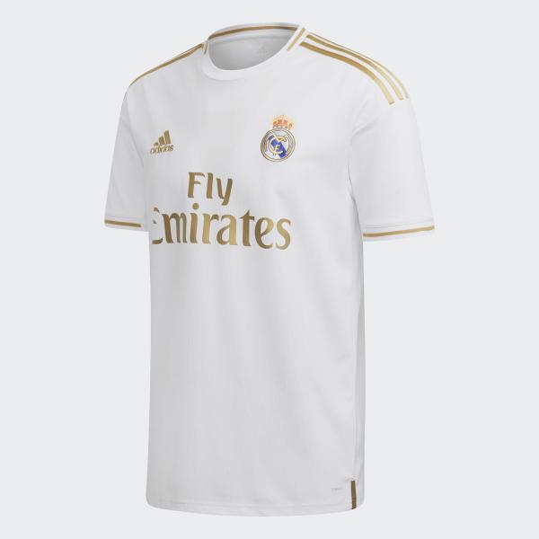 Adidas Maglia Gara Home Real Madrid   19/20 Bianco