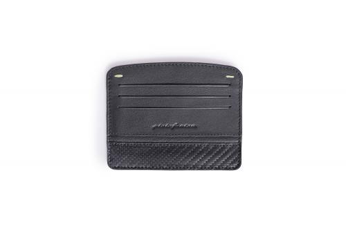 Cards Holder Folio by Pininfarina Carbon