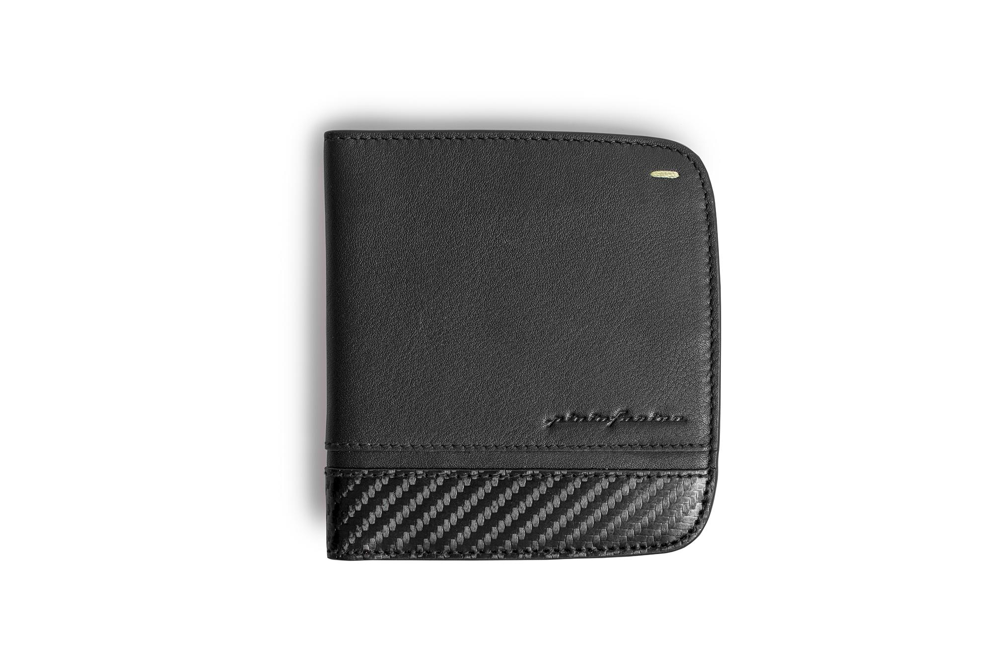 Wallet 8 Cards Folio By Pininfarina Carbon