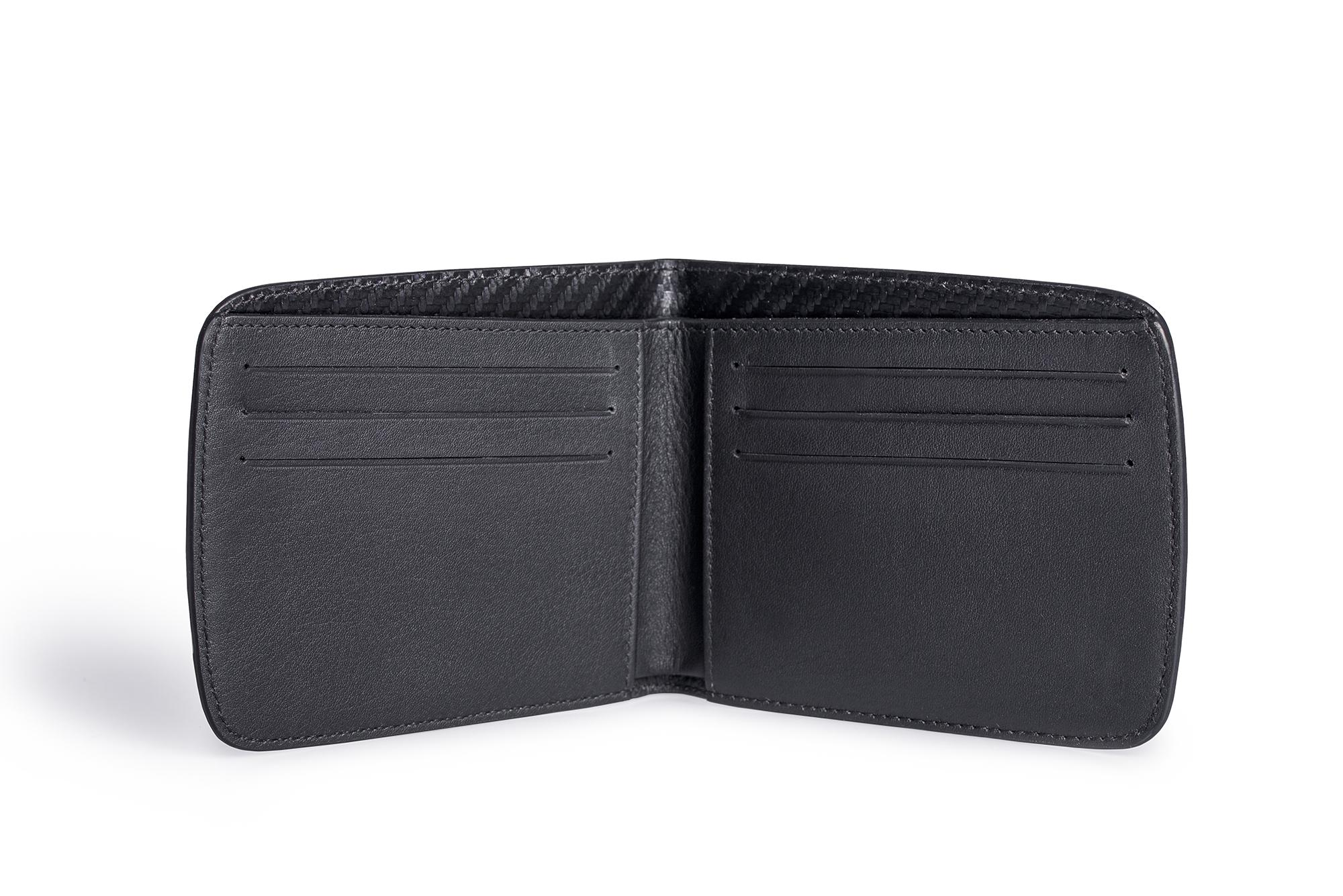 Wallet Carbon Pininfarina Store