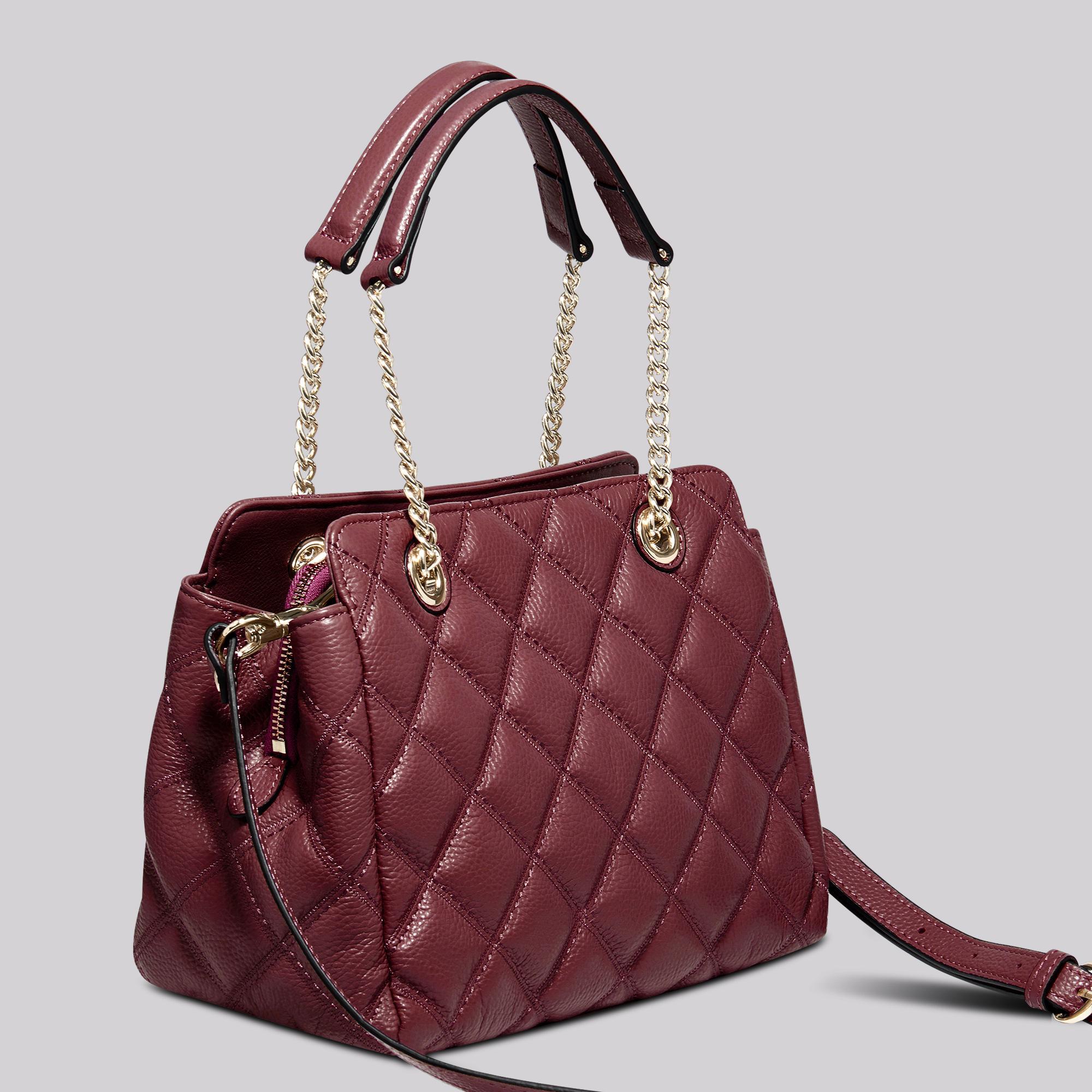 Borsa A Mano  BORDEAUX Her Bag