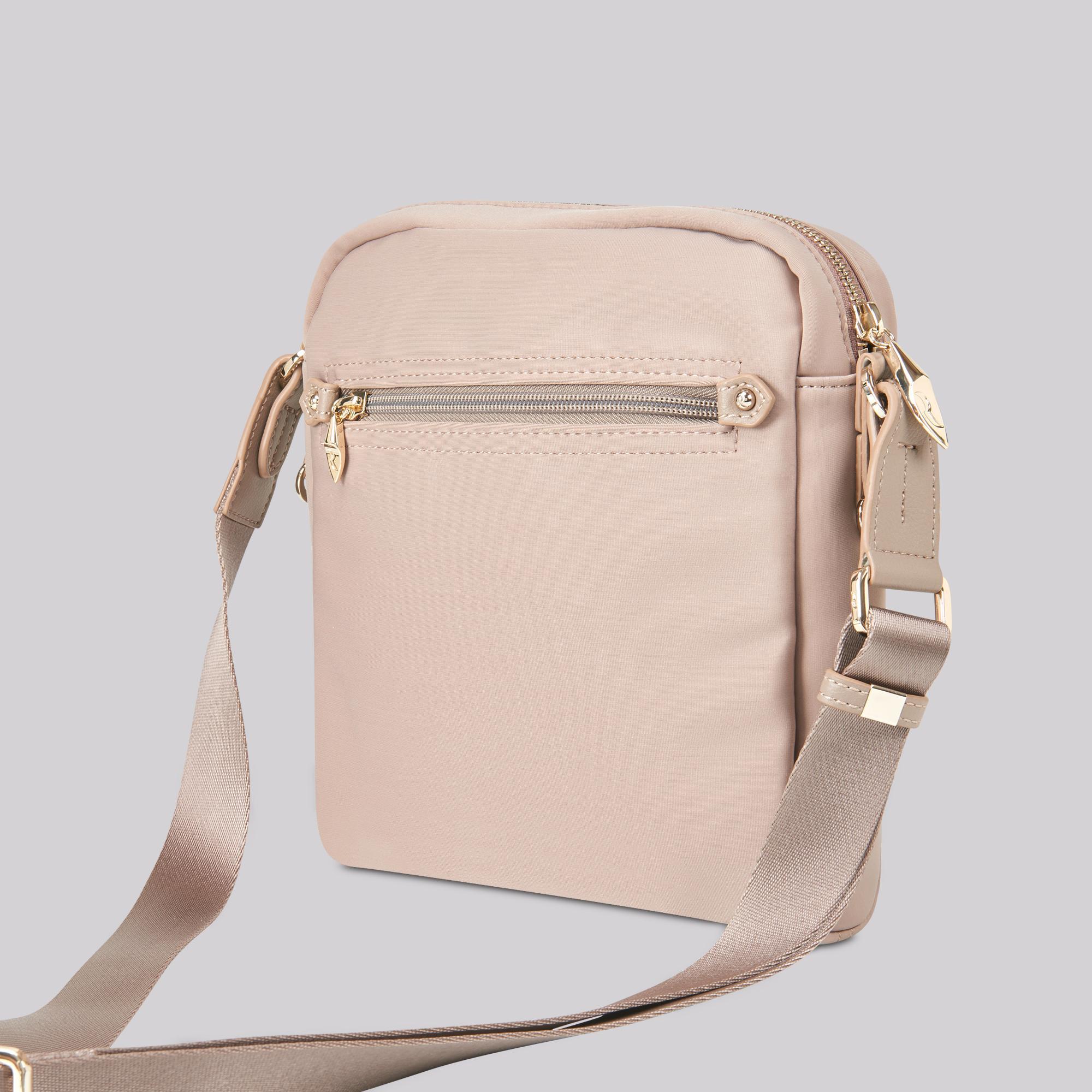 Borsa A Tracolla  TAUPE Her Bag