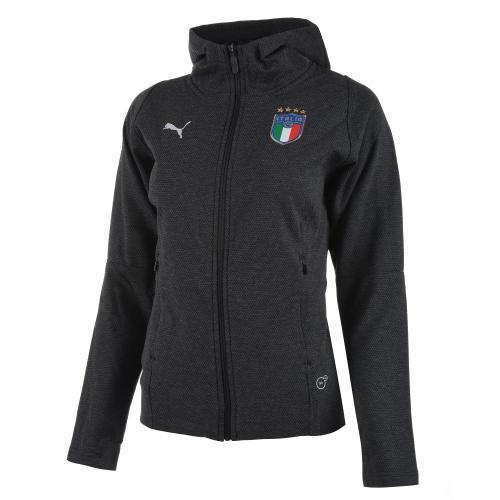 FIGC Italia Women Casual Performance Zip-Thru Hoody