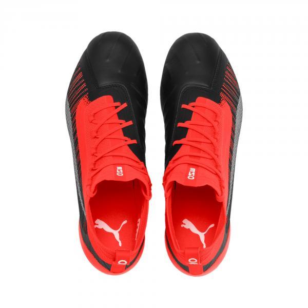 Puma Chaussures De Football One 5.1 Mxsg Black Tifoshop