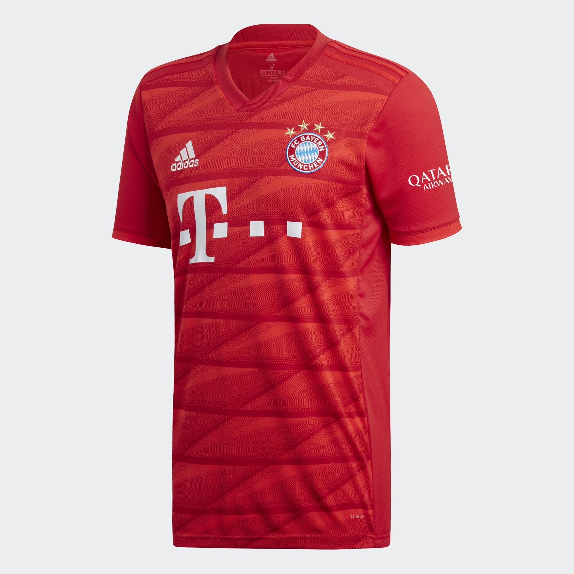 Adidas Maglia Gara Home Bayern Monaco   19/20