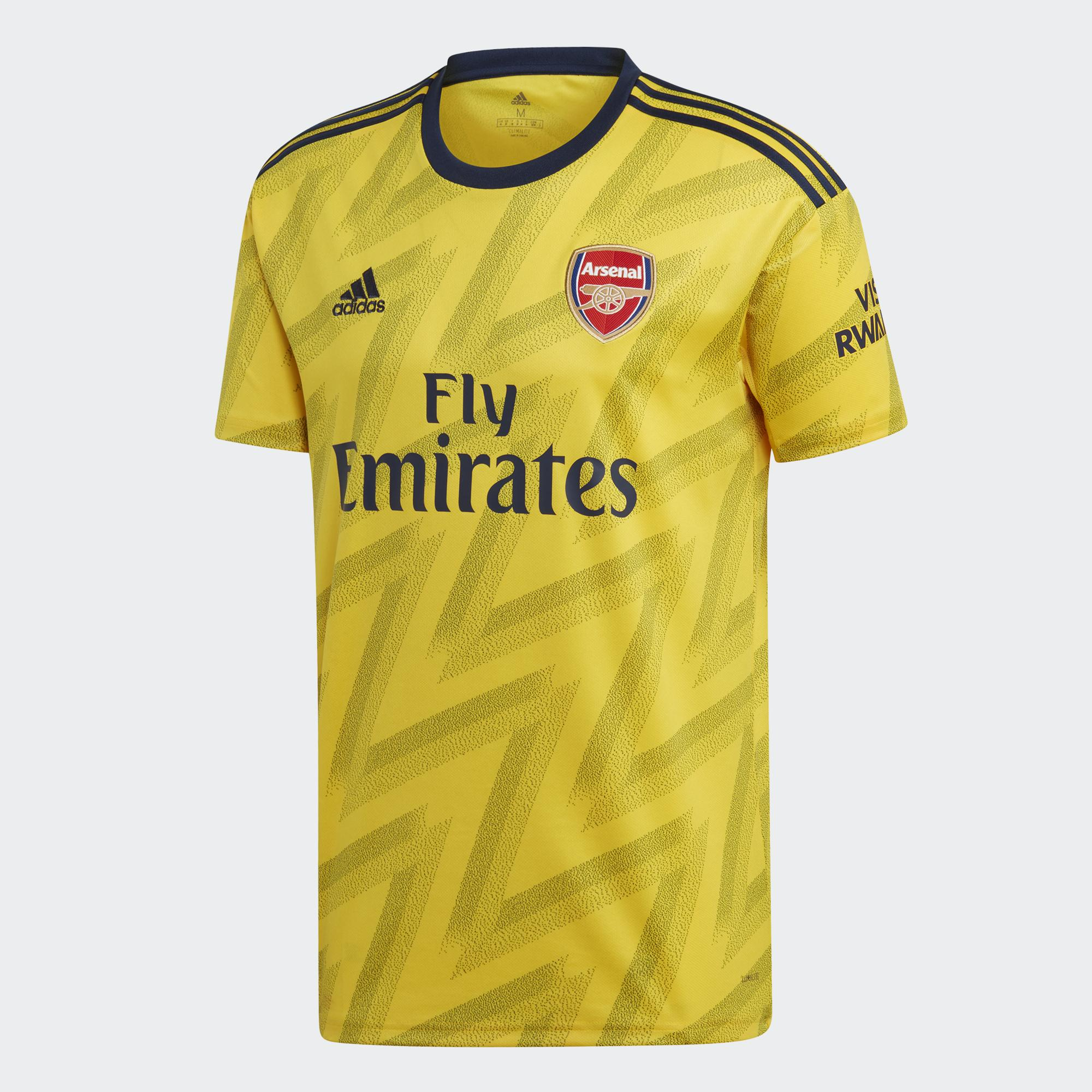 Adidas Maglia Gara Away Arsenal   19/20