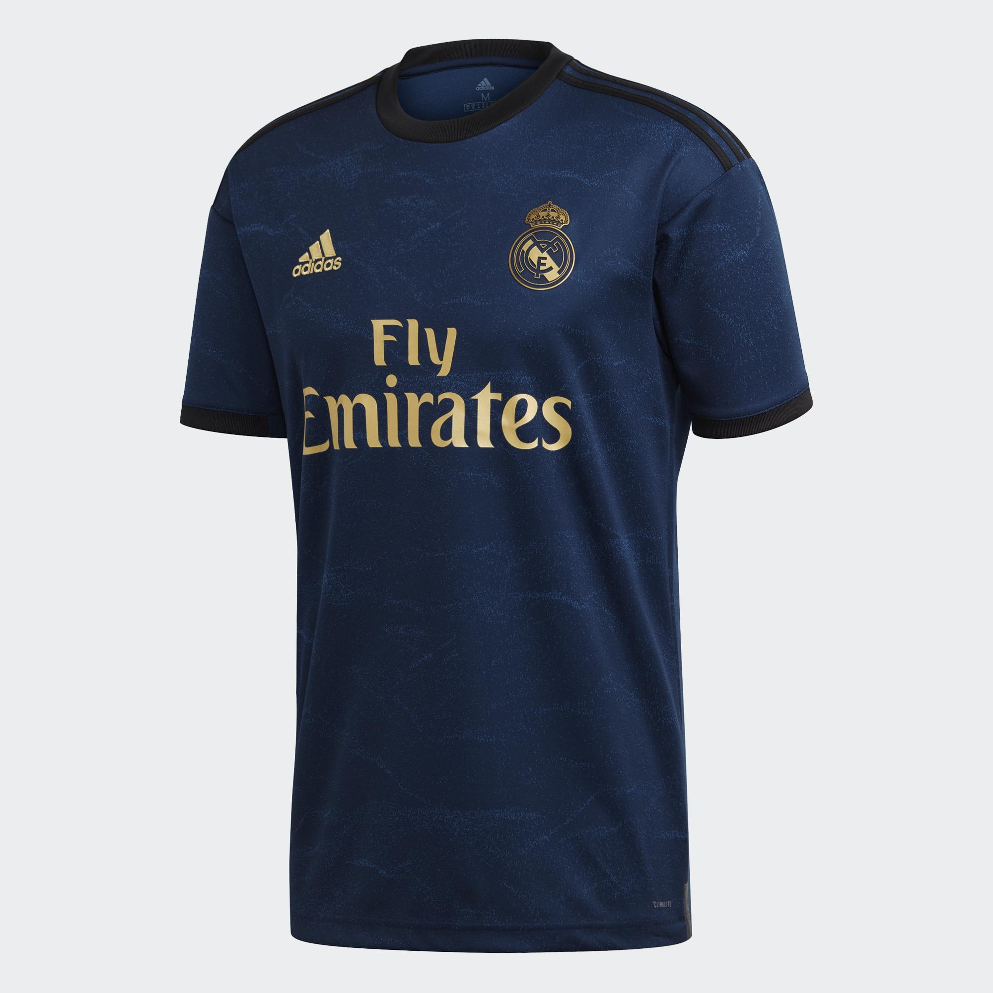 Adidas Maglia Gara Away Real Madrid   19/20
