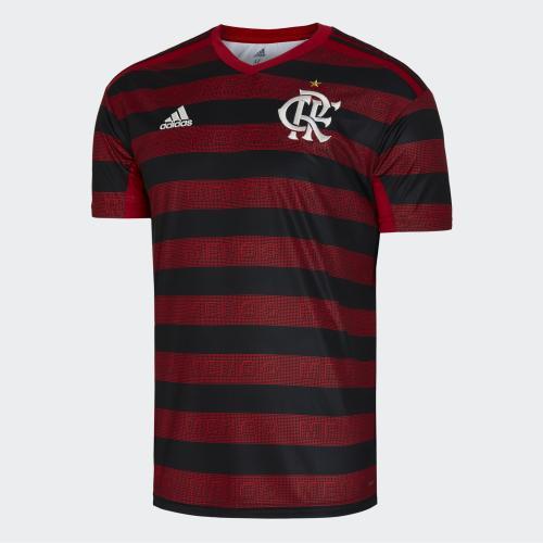 Maglia Replica Casa Flamengo Adulto