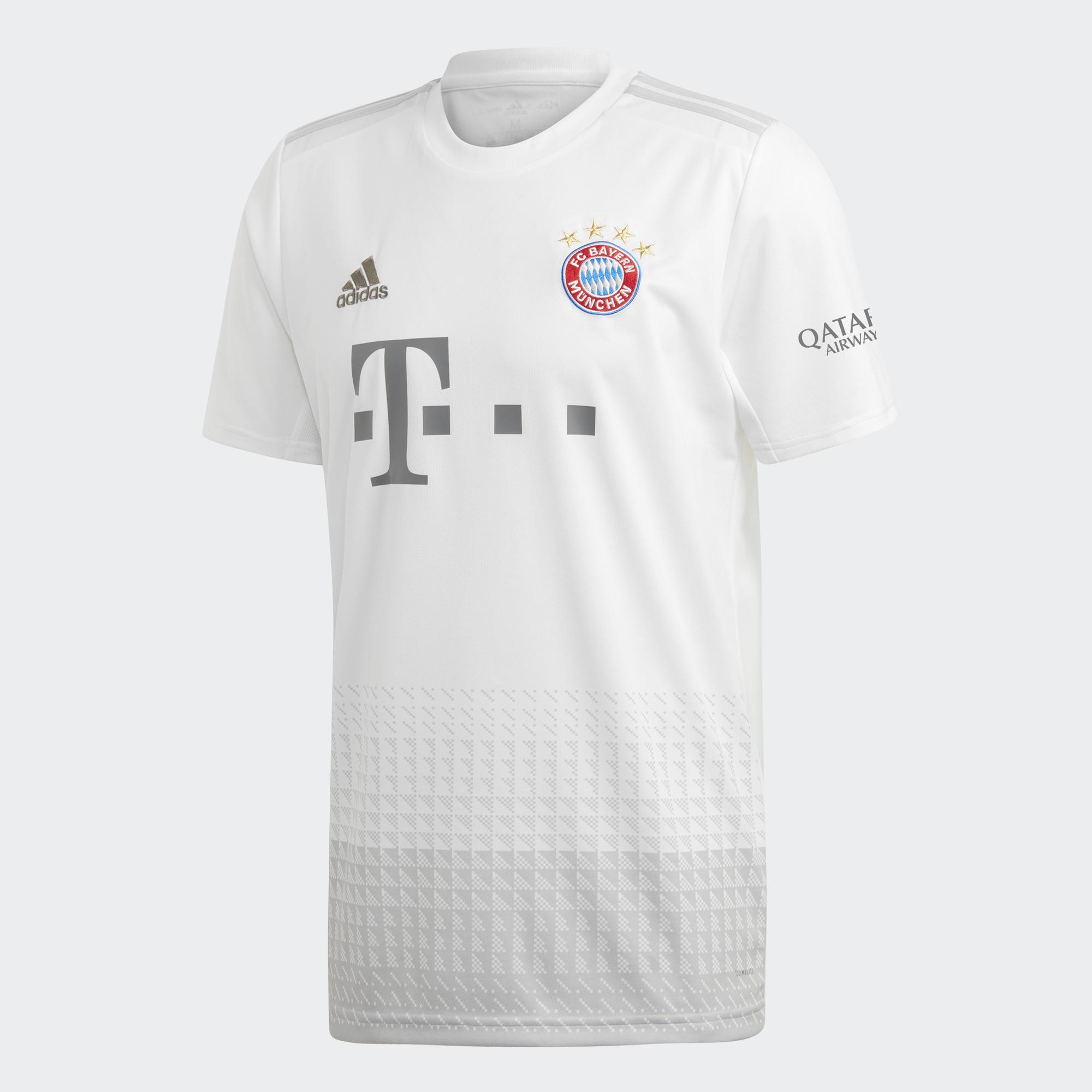 Adidas Maglia Gara Away Bayern Monaco   19/20