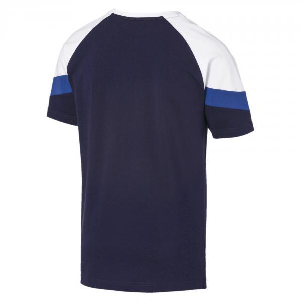 Puma T-shirt Iconic Mcs Blu Tifoshop