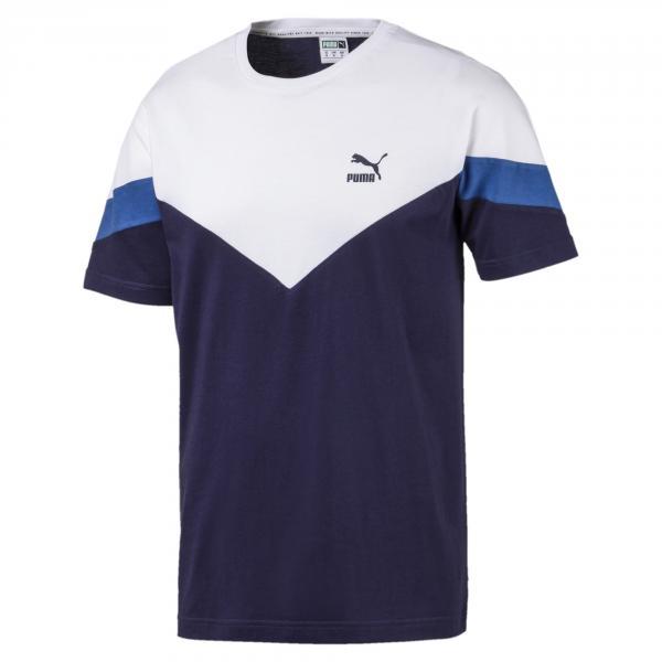 Puma T-shirt Iconic Mcs Blu