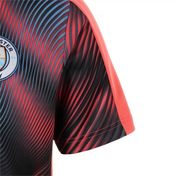 Puma Maglia Allenamento  Manchester City   19/20 Rosa Tifoshop