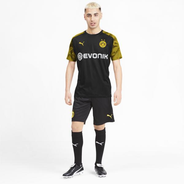 Puma Maglia Allenamento  Borussia Dortmund   19/20 Nero Tifoshop