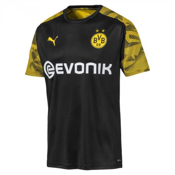 Puma Maglia Allenamento  Borussia Dortmund   19/20 Nero