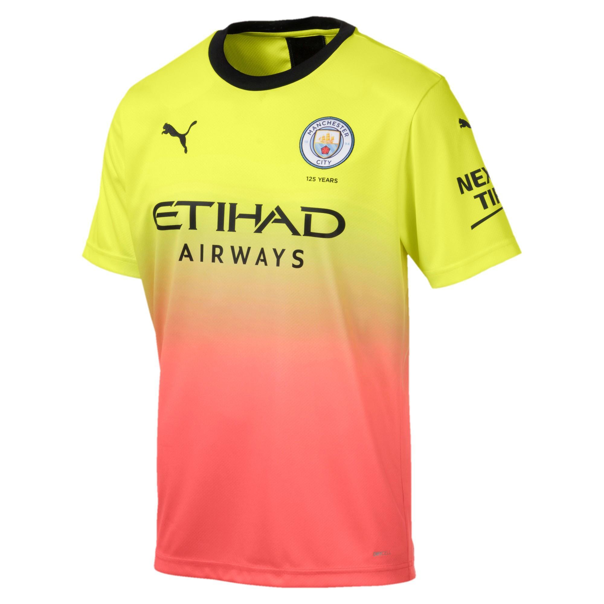 Puma Maglia Gara Terza Manchester City   19/20