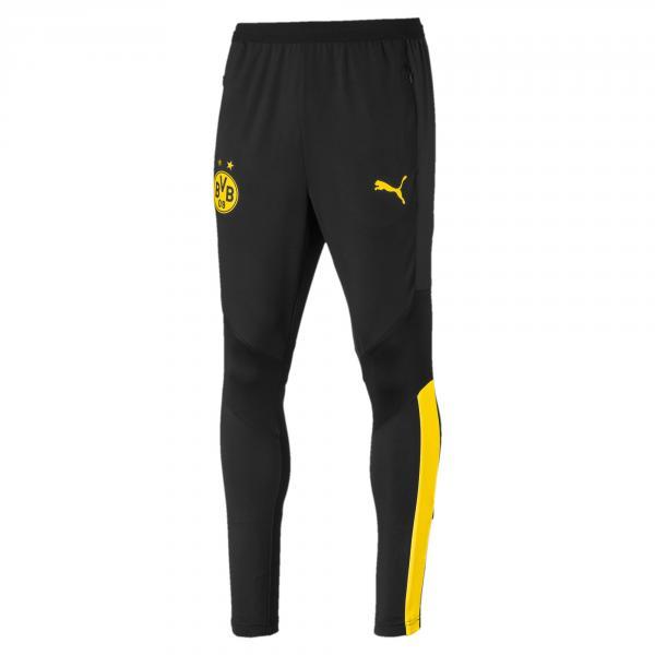 Puma Pantalone Allenamento Borussia Dortmund   19/20 Nero