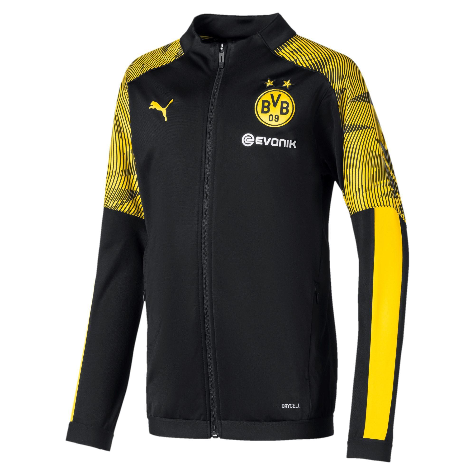 Puma Felpa  Borussia Dortmund Junior  19/20