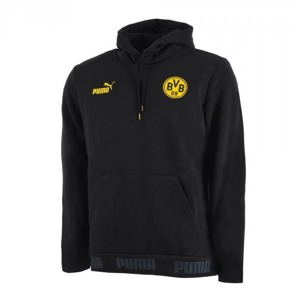 Puma Felpa  Borussia Dortmund   19/20 Nero