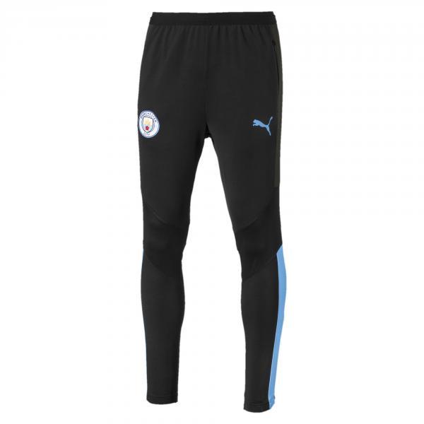 Puma Pantalone Allenamento Manchester City   19/20 Nero
