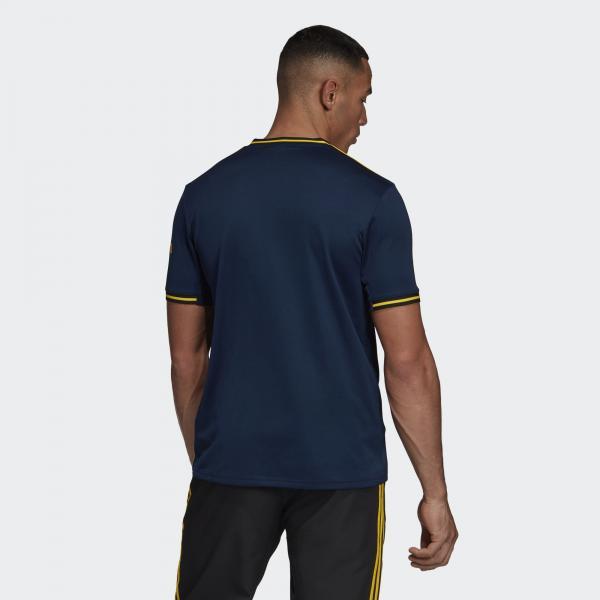 Adidas Maglia Gara Terza Arsenal   19/20 BLU Tifoshop