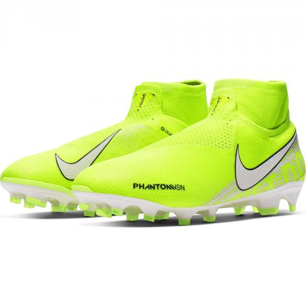 Nike Scarpe Calcio Phantom Vsn Elite Df Fg Giallo Tifoshop
