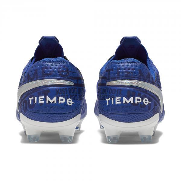 Nike Scarpe Calcio Tiempo Legend 8 Elite Fg Blu Tifoshop
