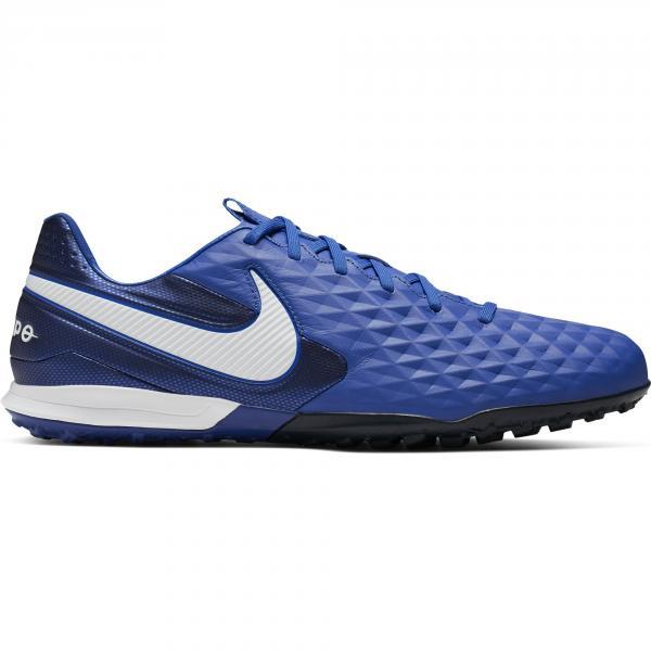 Nike Scarpe Calcetto Tiempo Legend 8 Pro Tf Blu