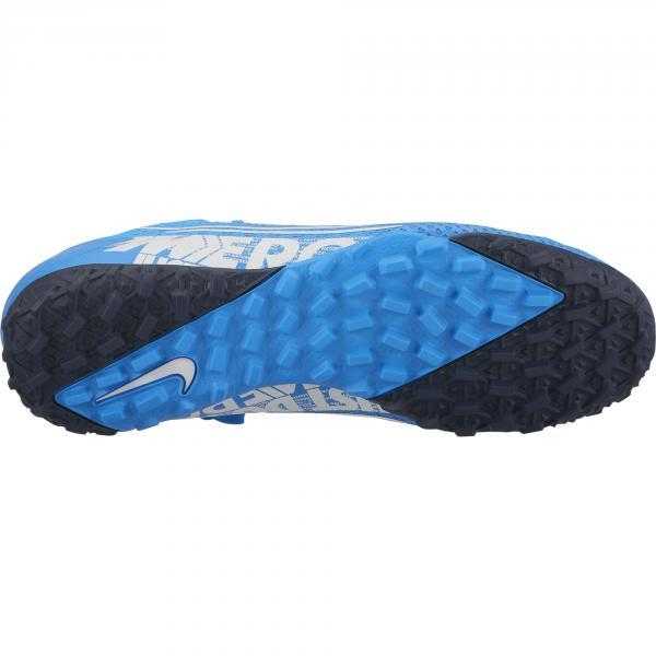 Nike Scarpe Calcetto Mercurial Vapor 13 Pro Tf Azzurro Tifoshop