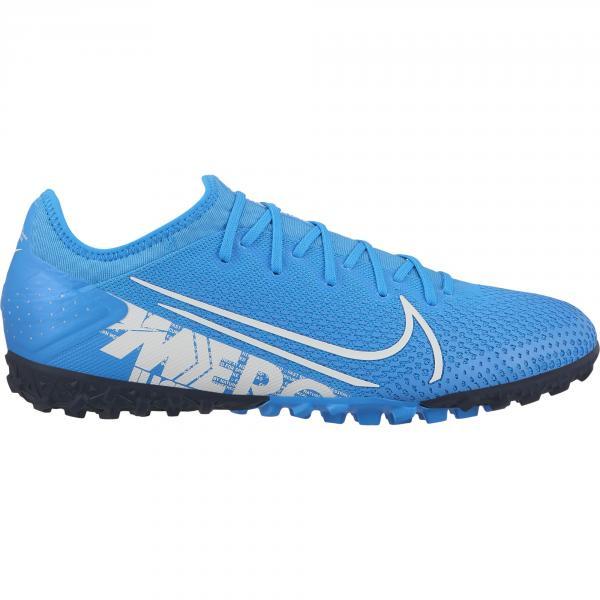 Nike Scarpe Calcetto Mercurial Vapor 13 Pro Tf Azzurro