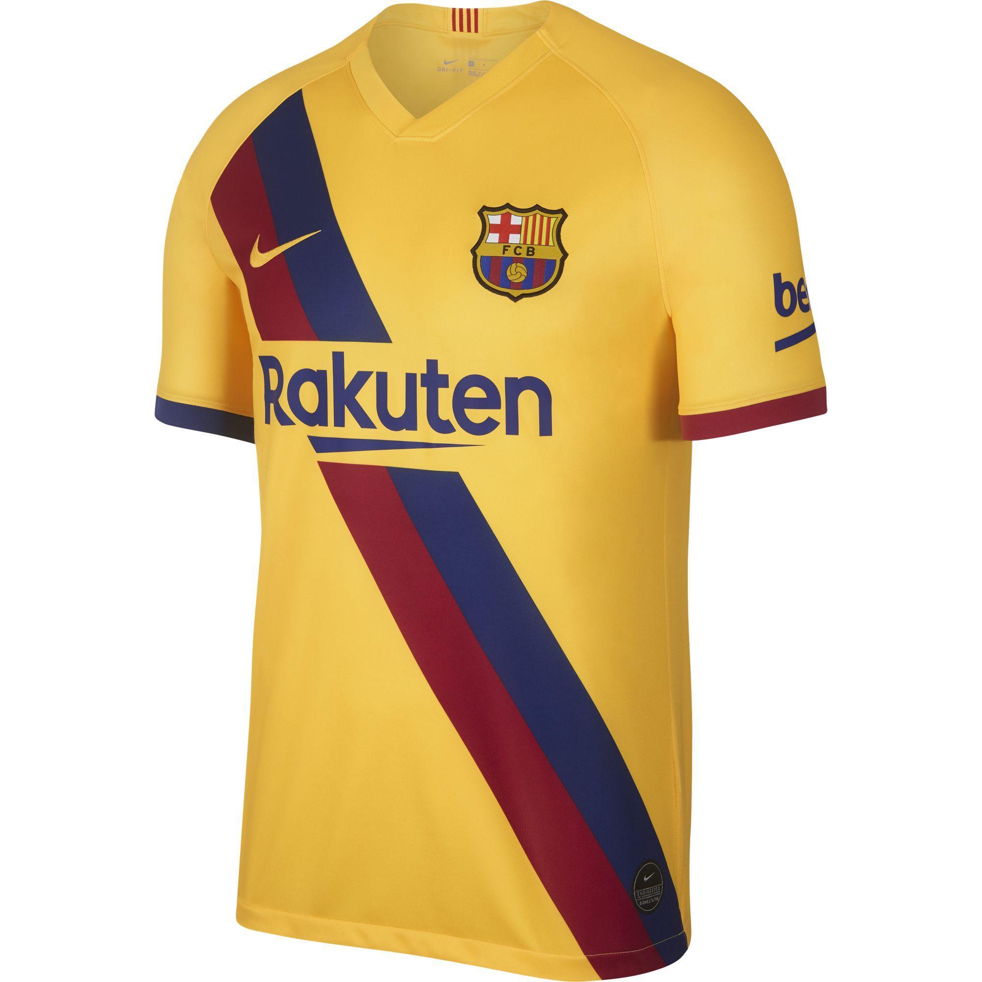 Nike Maglia Gara Away Barcellona   19/20