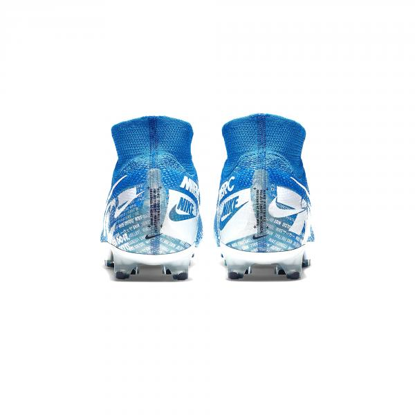 Nike Scarpe Calcio Mercurial Superfly 7 Elite Fg Blu Tifoshop