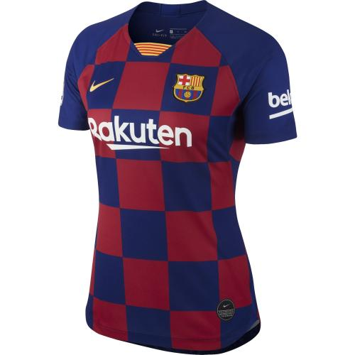 Nike Shirt Home Barcelona Damenmode  19/20