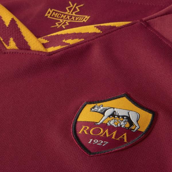 Nike Maglia Gara Home Roma Donna  19/20 Rosso Tifoshop